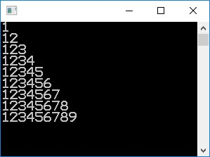 خروجی اعداد