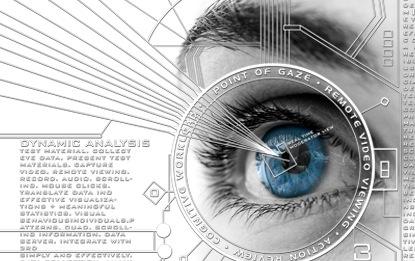 ردیابی چشم